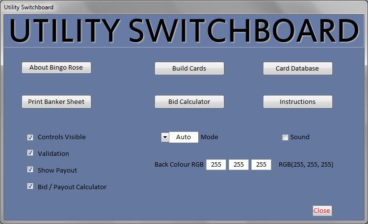 Utility Switchboard